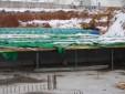 Тенты для укрытия бетона